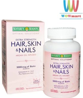 Natures-Bounty-Hair-Skin-Nails-250v