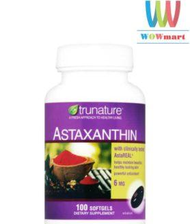 Trunature-Astaxanthin-6mg