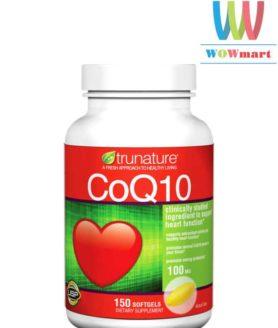 Trunature-CoQ10-100mg