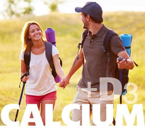 Giúp xương và răng chắc khỏe với Kirkland Signature™ Calcium 600mg + D3 500 viên