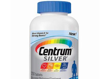 Centrum-Silver-Men-50+-250v