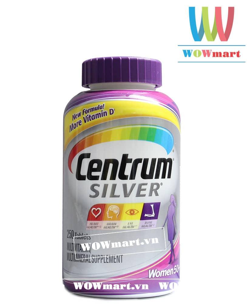 centrum-silver-women-50-250v