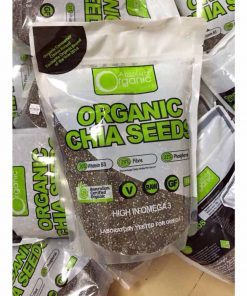 Hạt chia đen Absolute Organic Chia Seeds 1kg