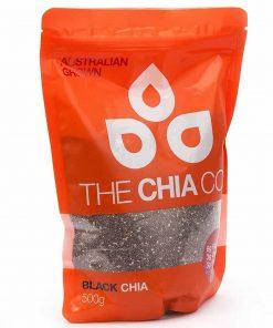 Hạt chia đen Black Chia Seed The Chia Co 500g