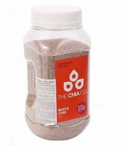 Hạt chia trắng White Chia Seed The Chia Co 1kg
