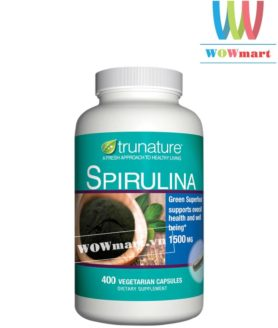 trunature-Spirulina-1500mg-400v