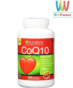 trunature-coq10-100mg-220-vien