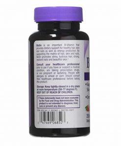 Viên uống hỗ trợ mọc tóc và chống rụng tóc Natrol Biotin 5,000mcg Fast Dissolve 250 viên