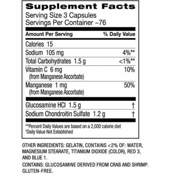 Viên uống bồi bổ sụn khớp cao cấp Cosamin DS 230 viên