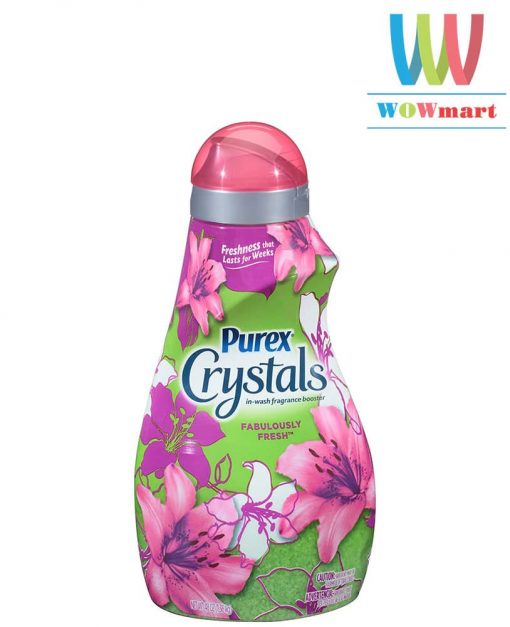 dau-xa-thom-purex-crystal-in-wash-fragrance-booster-fabulously-fresh-136kg