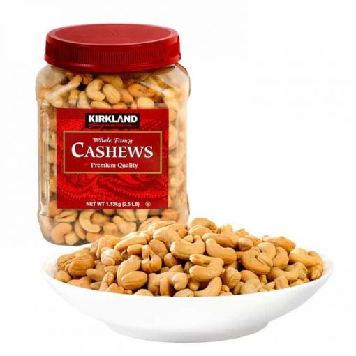 Hạt điều Kirkland Signature Cashews 1.13kg