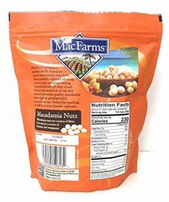 Hạt Macadamia MacFarms Fresh From Hawaii Macadamia Nuts 680g