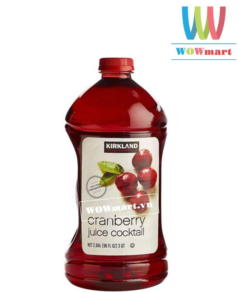 kirkland-cranberry-juice-284l