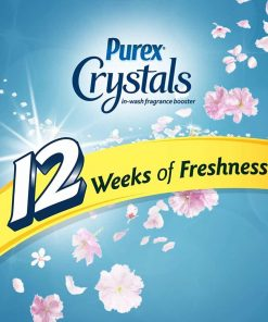 Purex Crystal In-wash Fragrance Booster