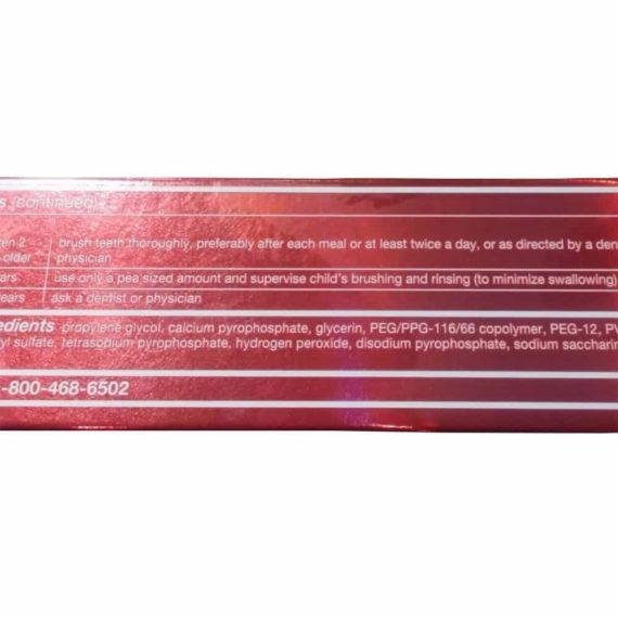 Lốc 5 hộp kem đánh răng Colgate Optic White 178g x5
