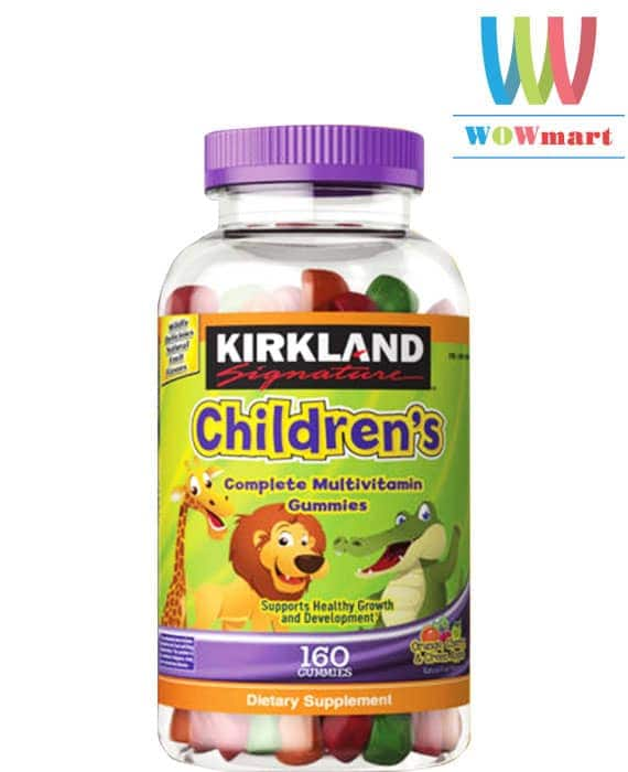 Kirkland-Signature-Children-160v