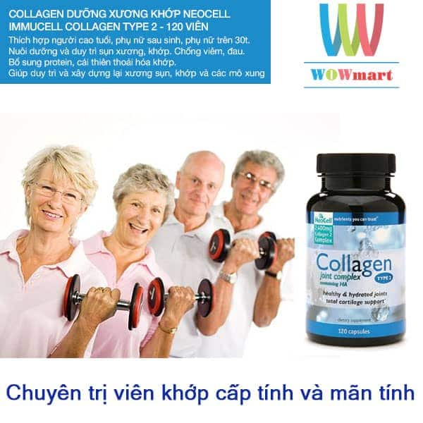 Neocell-Immucell-Collagen-Joint-Complex,-Type-2