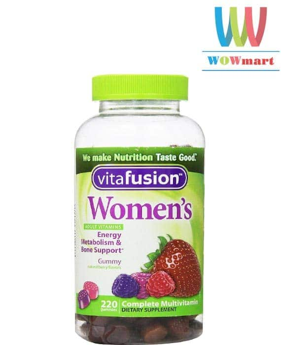 Vitafusion-Women-220v