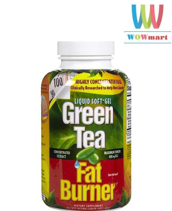 Green-tea-fast-burner