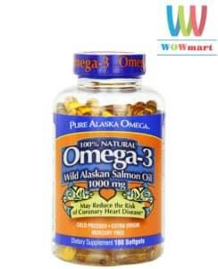 Pure-Alaska-Omega-3500mg-EPA-DHA-180v