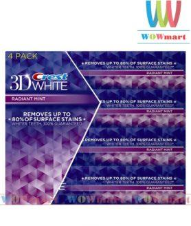 Loc-Crest-3D-White-156g-x4
