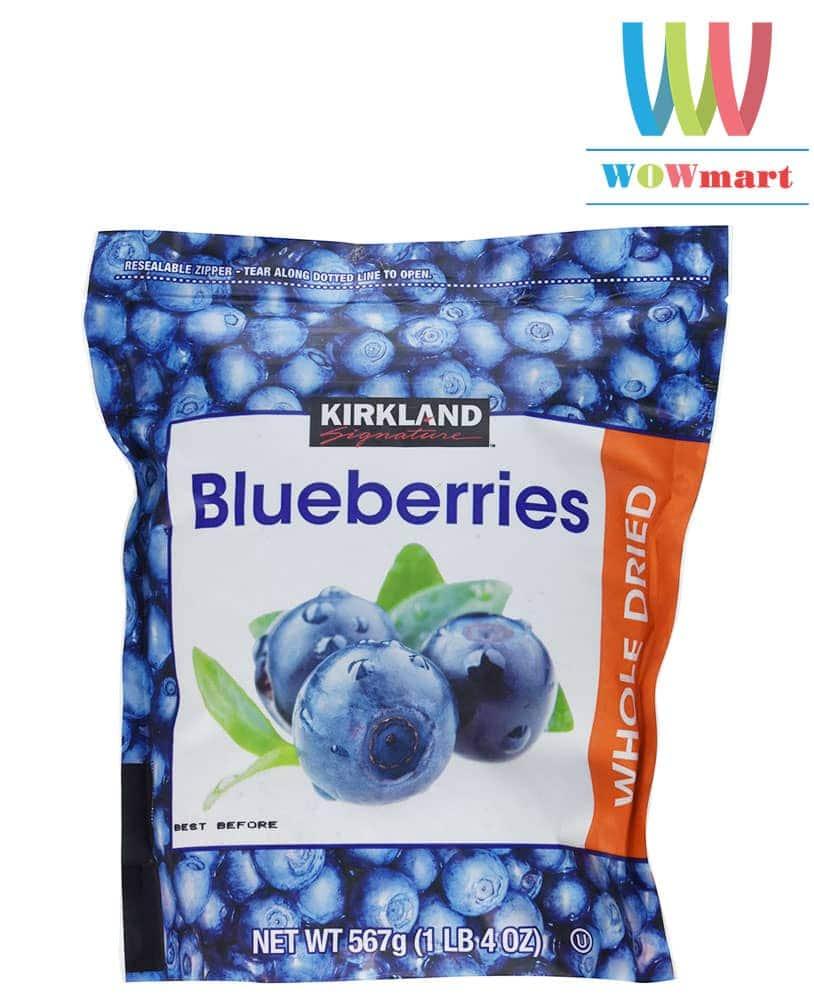 Kirkland-Blueberries-567g