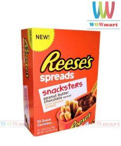 bánh que quẹt bơ Reese's-spread