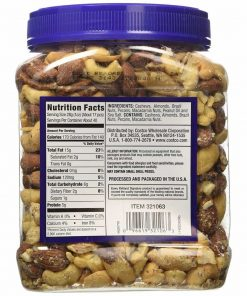 Hat hon hop Kirkland Fancy Mixed Nuts 1.13kg