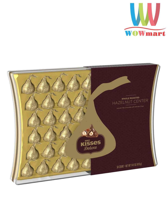 socola-kisses-hop-sang-trong-hersheys-kisses-deluxe-50-vien-chocolate-410g