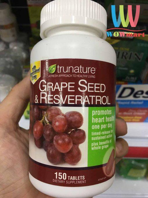 vien-chong-oxy-hoa-chiet-xuat-tu-nho-trunature-grape-seed-resveratrol-150-vien-1