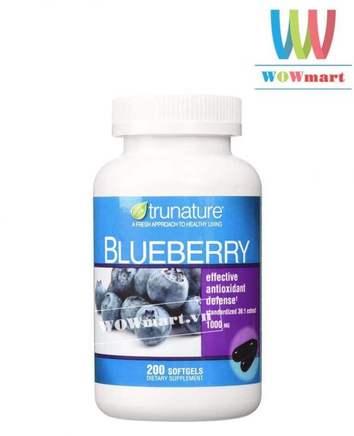 trunature-blueberry-extract-1000mg-200v