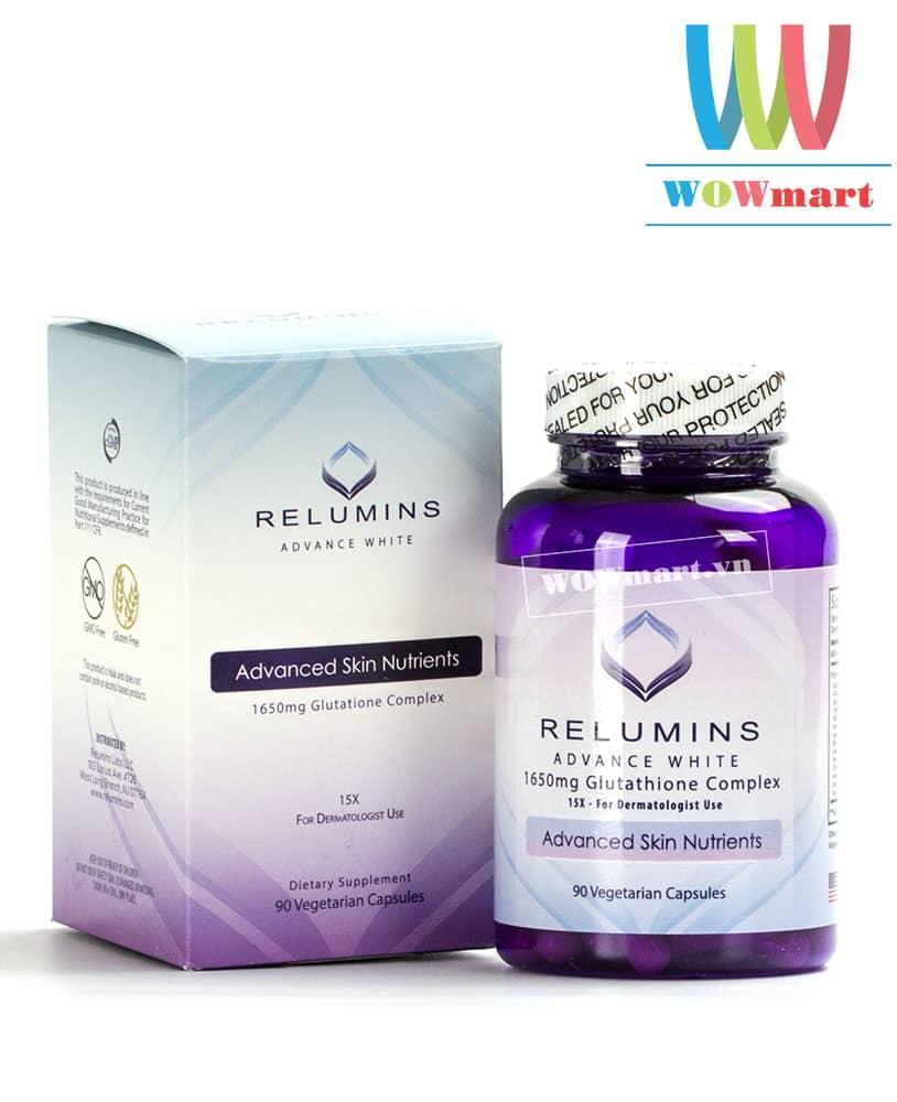 thuoc-trang-da-relumins-advance-white-1650mg-90-vien-1