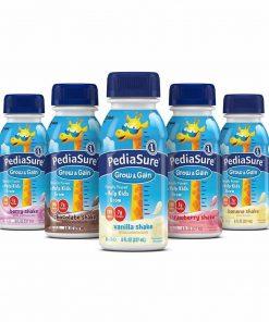 Sữa PediaSure chất xơ cho bé PediaSure Nutrition Grow & Gain With Fiber 237ml thùng x24 chai