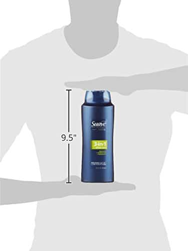 Suave Men 3in1 828ml -2