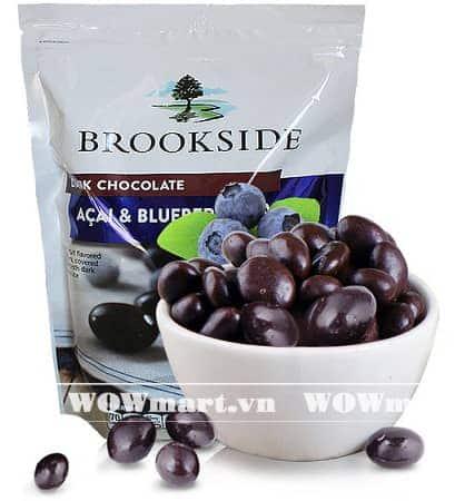 Giới thiệu sản phẩm Brookside Acai & Blueberry