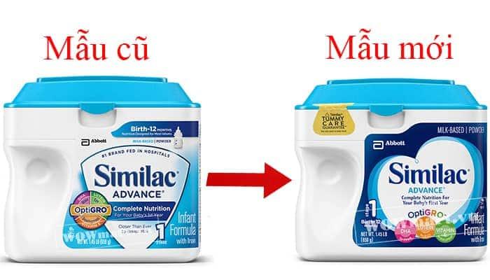 Hướng dẫn sử dụng sữa bột Similac tốt nhất