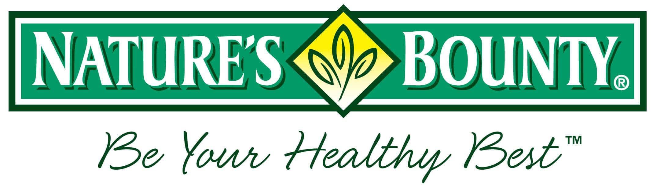 Logo thương hiệu Nature Bounty B-12