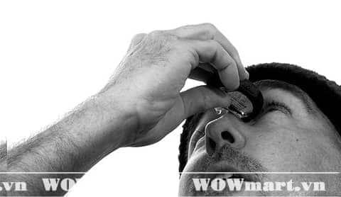 Công dụng của thuốc Sante FX Neo đối với mắt