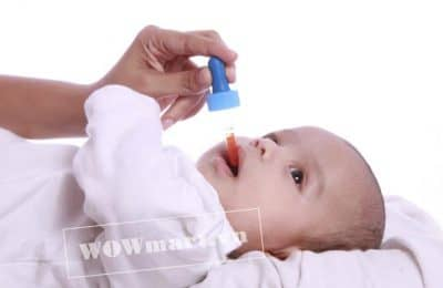 Cách sử dụng vitamin Baby Ddrops D3 400IU