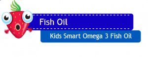 Viên kẹo dầu cá Kids Smart Omega 3 Fish Oil 50 viên