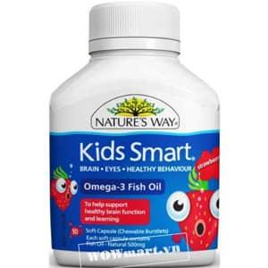 Giới thiệu sản phẩm Nature Way Kids smart omega-3