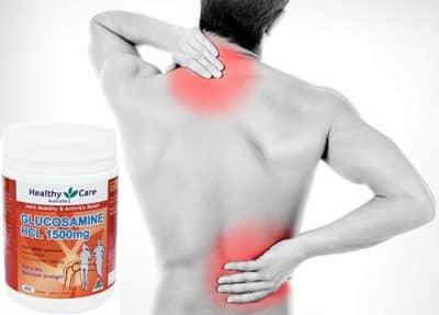 Tìm hiểu về thuốc hỗ trợ xương khớp Glucosamine hcl 1500mg