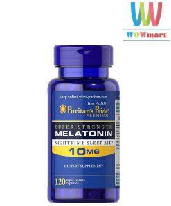 thuoc-tri-mat-ngu-Puritan's-Pride-Melatonin-10mg-120v