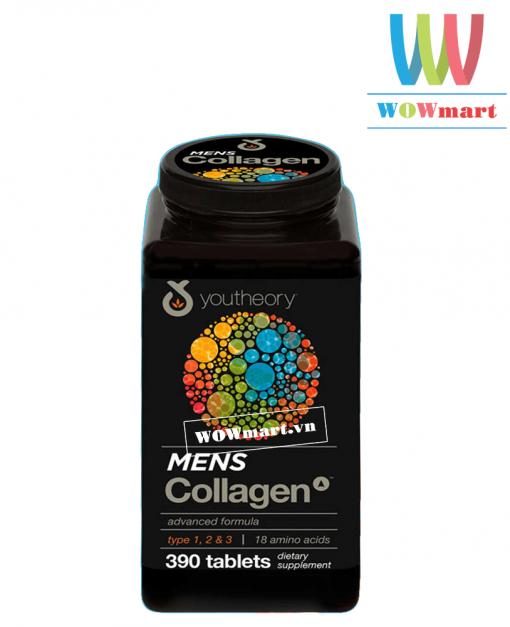 Youtheory Collagen Men 390v