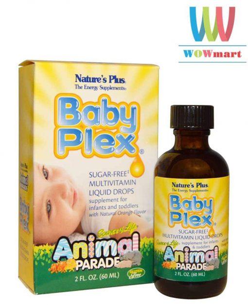 bo-sung-vitamin-cho-tre-bieng-natures-plus-baby-plex-animal-parade-60ml