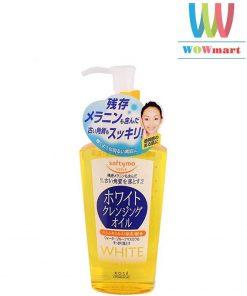 dau-tay-trang-kose-softymo-white-nhat-ban-230ml