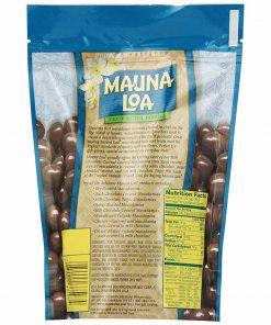 Chocolate hạt Macadamia Chocolate Mauna Loa vị dừa 170g