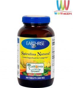 tao-mat-troi-Earthrise-Spirulina-Natural-360v