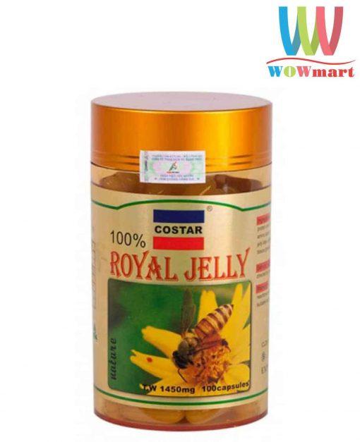 vien-uong-sua-ong-chua-costar-royal-jelly-1450mg-100v