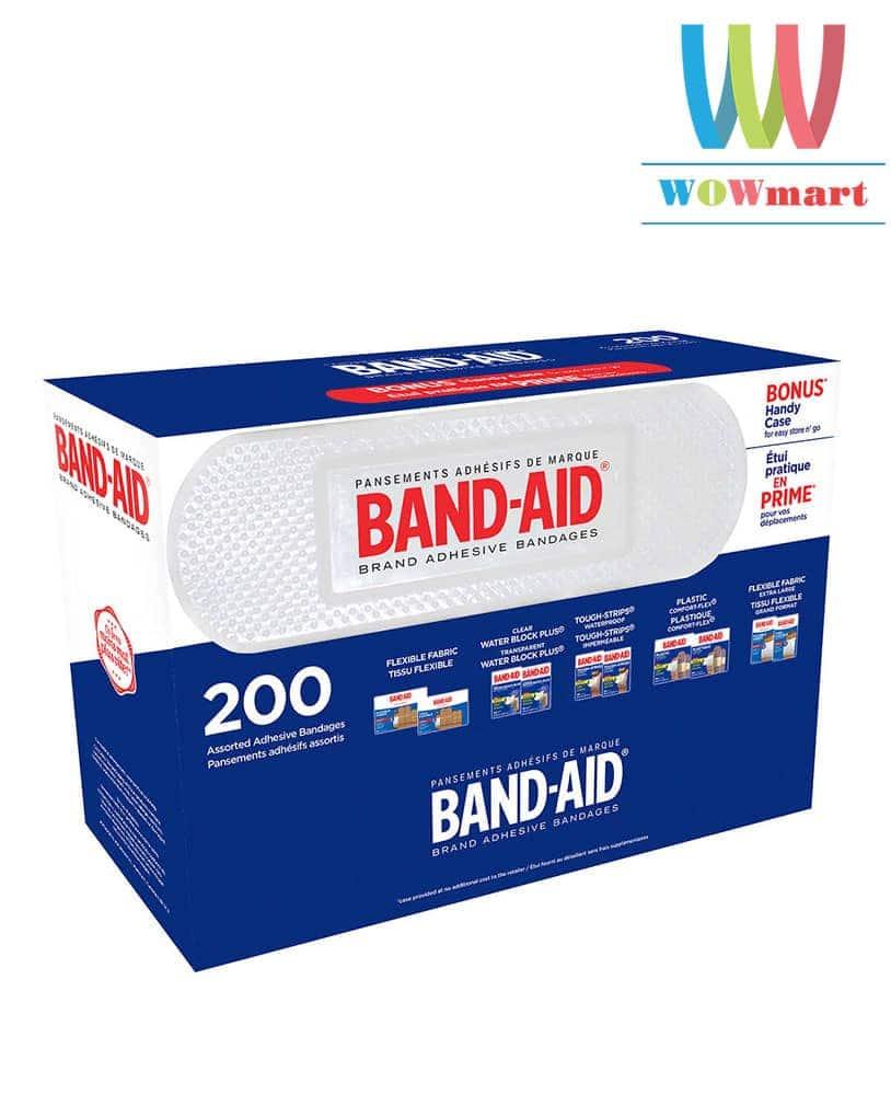 bang-ca-nhan-band-aid-adhensive-bandages-assorted-pack-of-200